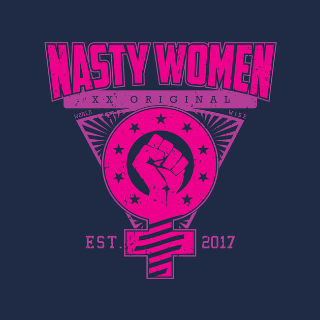 Nasty Women XX-none stretched canvas-SXStudios