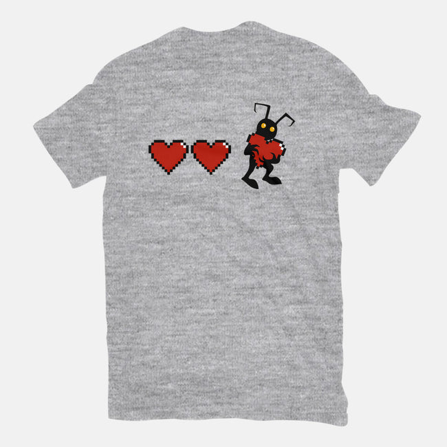 Need Heart-womens basic tee-ducfrench