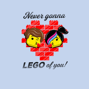 Never Gonna Lego of You