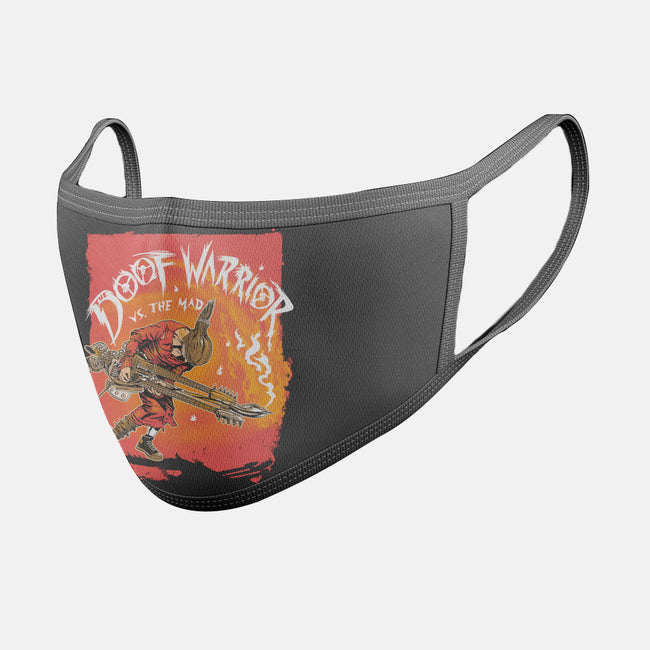 Mad Pilgrim-unisex basic face mask-zerobriant