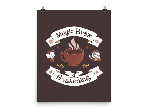 Magic Morning Brew