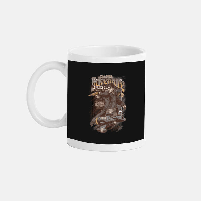 Mal's Adventure Cruises-none glossy mug-cs3ink