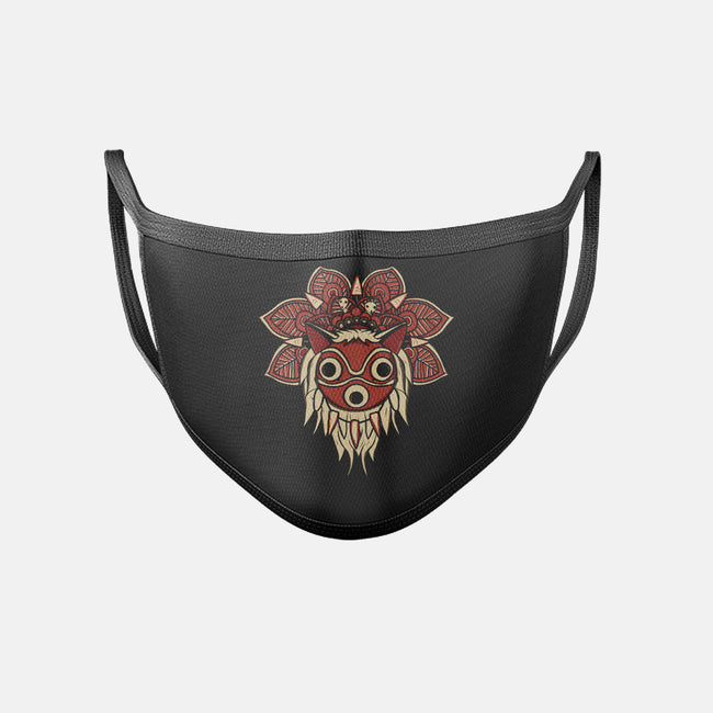 Mandala Spirit-unisex basic face mask-piercek26