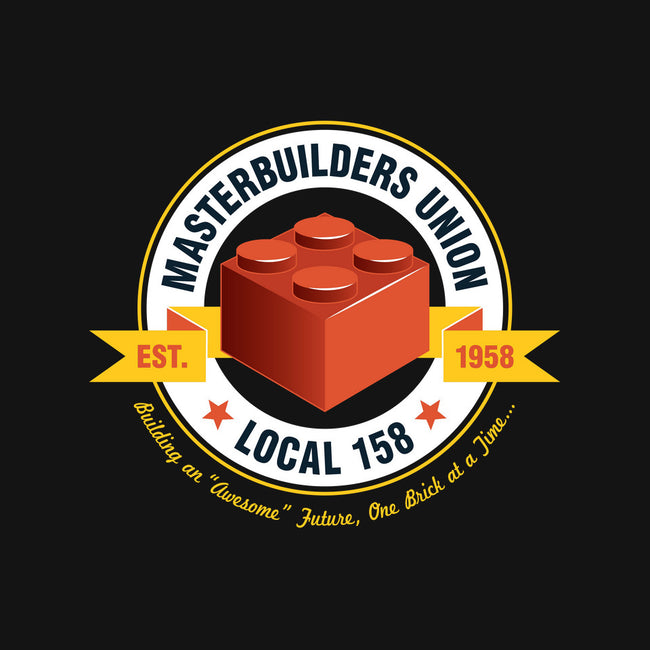 Masterbuilders Union-none glossy sticker-nakedderby