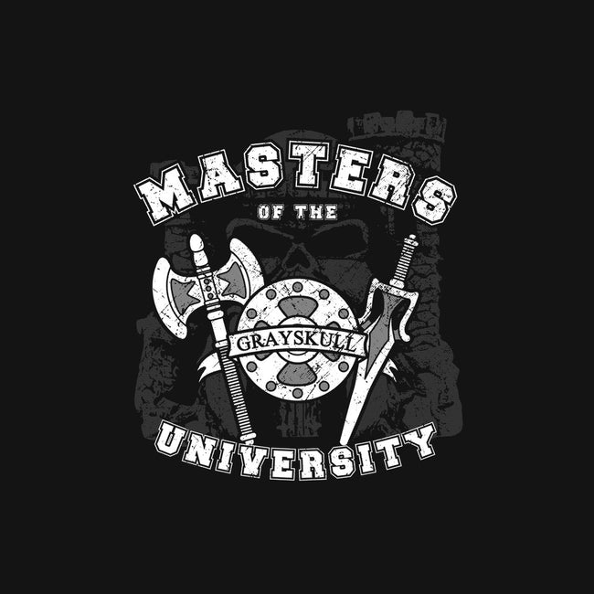 Masters of the University-none stretched canvas-karlangas