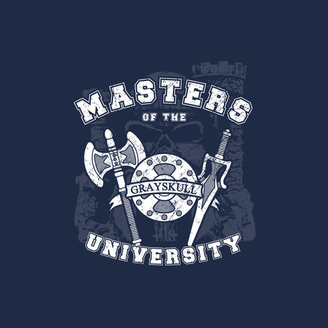 Masters of the University-none glossy sticker-karlangas