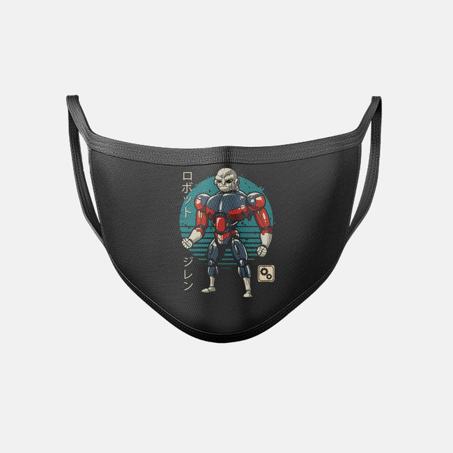 Mecha Gray-unisex basic face mask-vp021