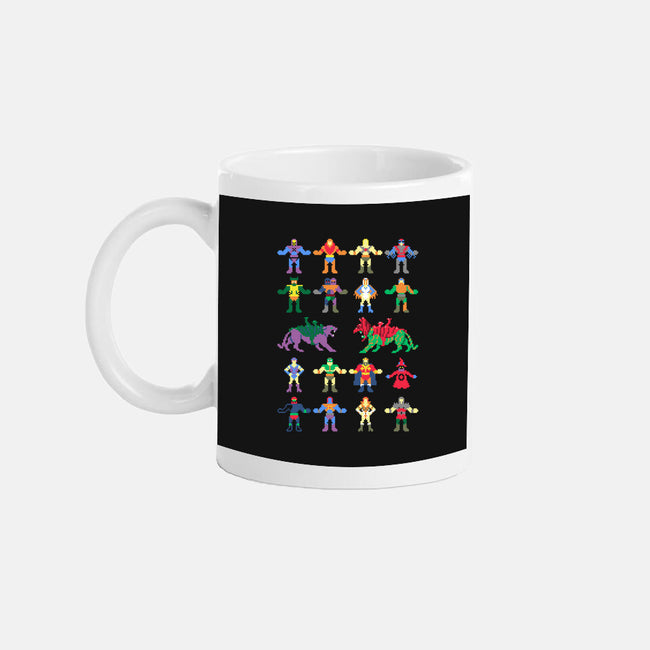 Merry Masters-none glossy mug-most
