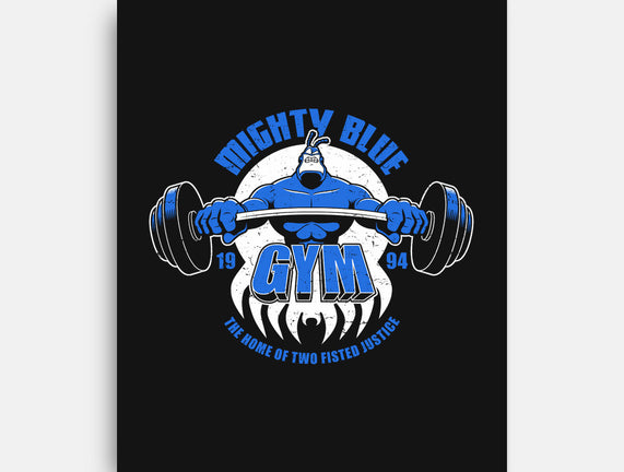 Mighty Blue Gym
