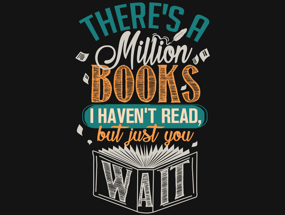 Million Books I Haven't Read