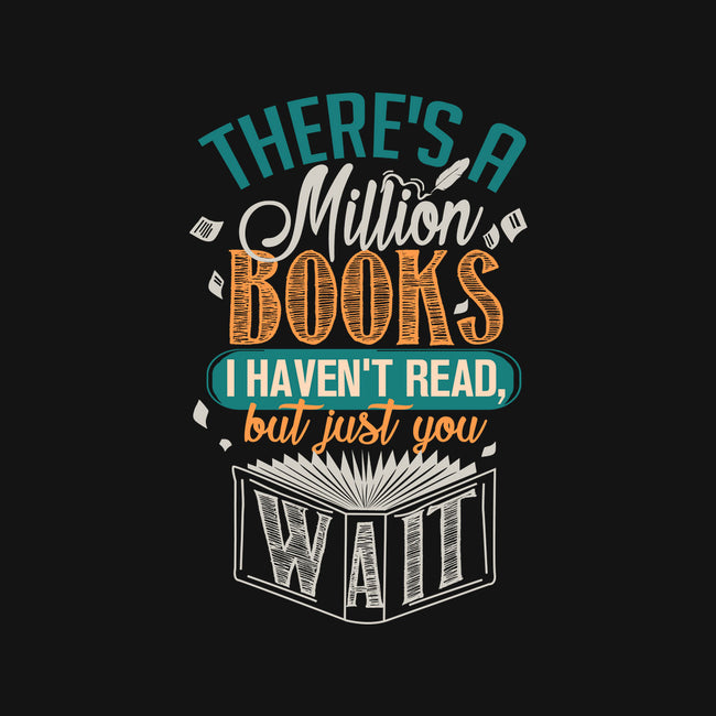 Million Books I Haven't Read-none matte poster-neverbluetshirts