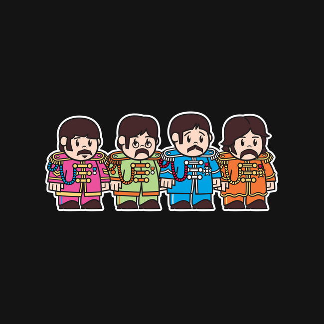 Mitesized Beatles-none glossy mug-Nemons