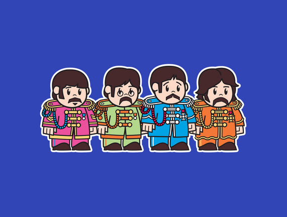 Mitesized Beatles