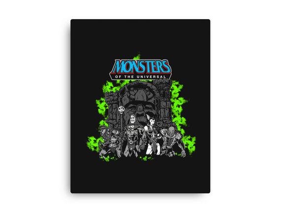 Monsters of the Universal