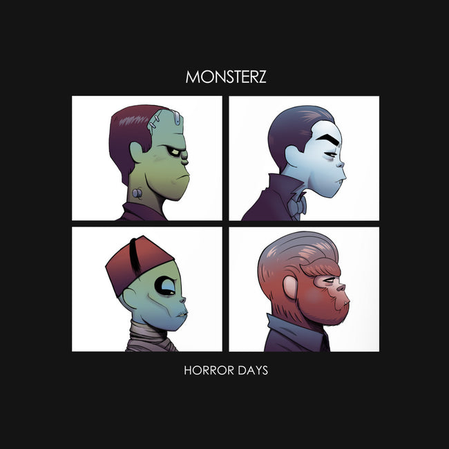 Monsterz-unisex basic face mask-KindaCreative