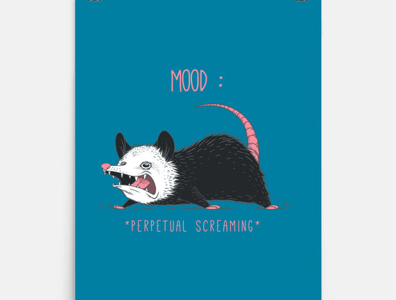 Mood Possum