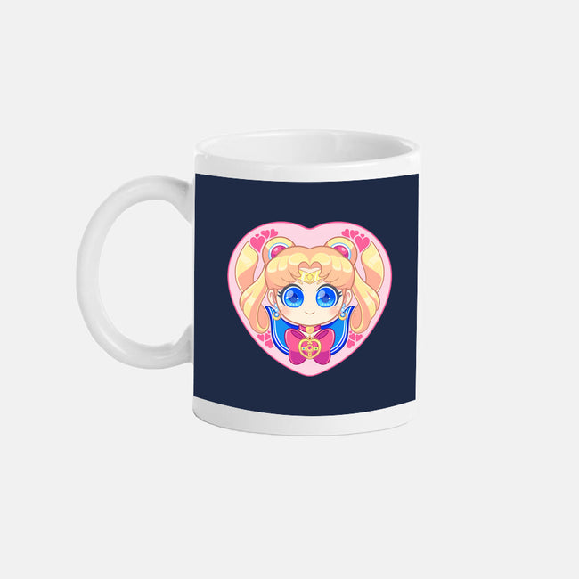 Moon Love-none glossy mug-strawberryquiche