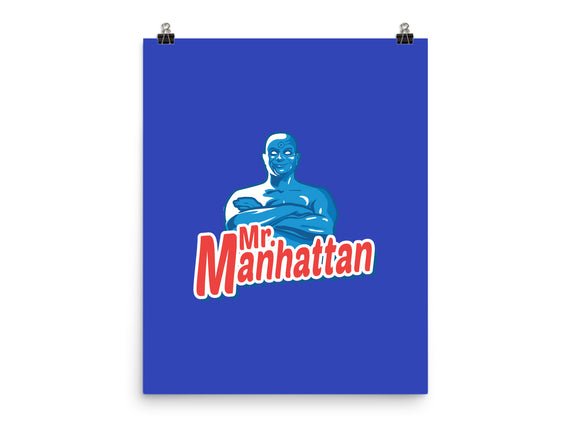 Mr Manhattan