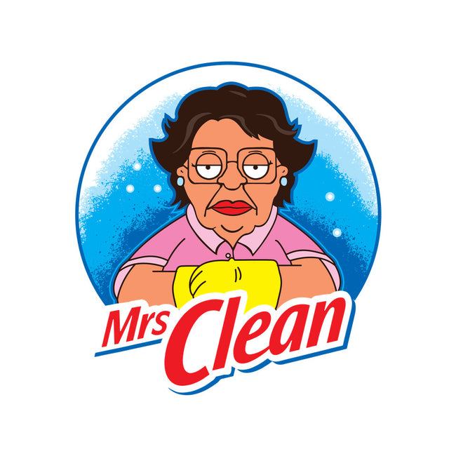 Mrs. Clean-none matte poster-dalethesk8er