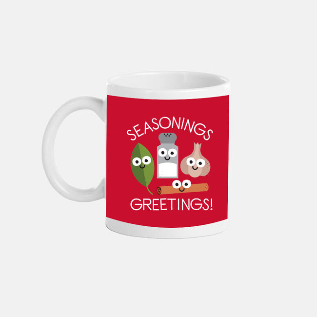 My Flavorite Things-none glossy mug-David Olenick