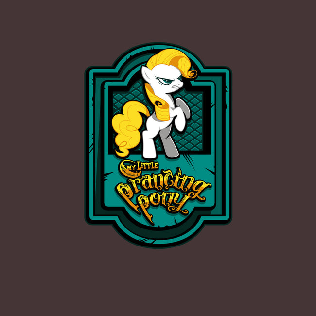 My Little Prancing Pony-none glossy sticker-javiclodo