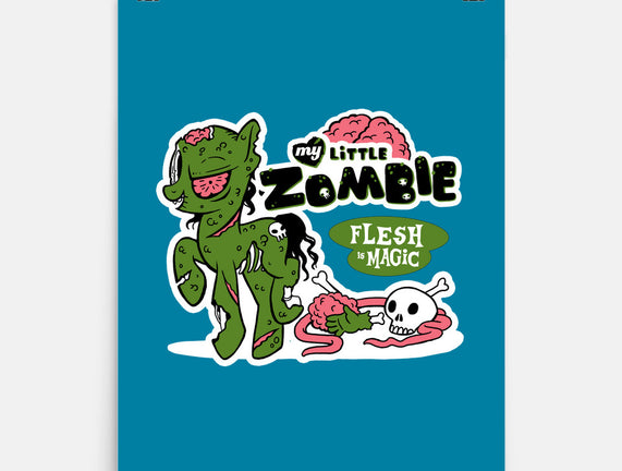 My Little Zombie: Flesh is Magic