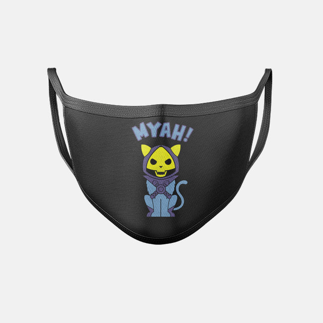 Myah!-unisex basic face mask-Teo Zed