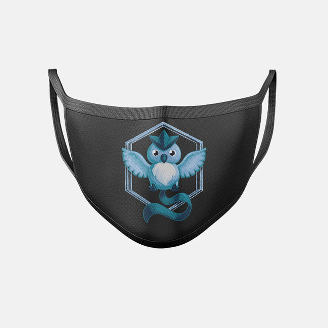 Mystic Baby-unisex basic face mask-wearviral