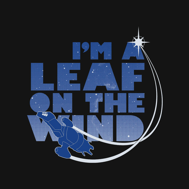 Leaf on the Wind-none stretched canvas-geekchic_tees
