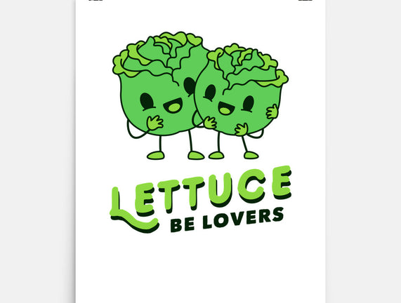 Lettuce Be Lovers