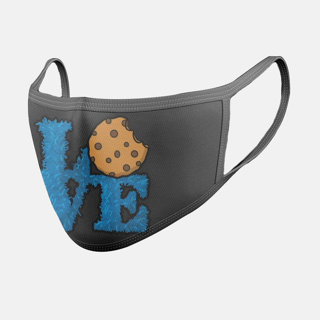 Love Cookies?-unisex basic face mask-athelstan