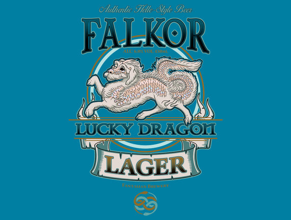 Lucky Dragon Lager