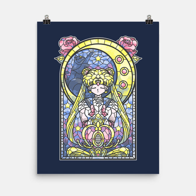 Lunar Blessing-none matte poster-AutoSave