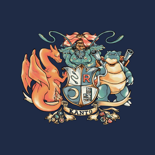 Kanto Coat of Arms-none matte poster-astrorobyn