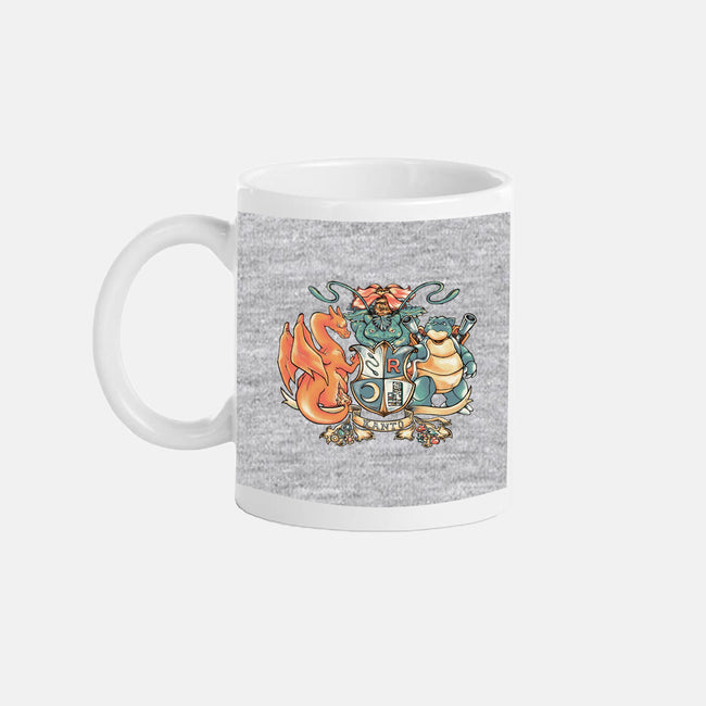 Kanto Coat of Arms-none glossy mug-astrorobyn