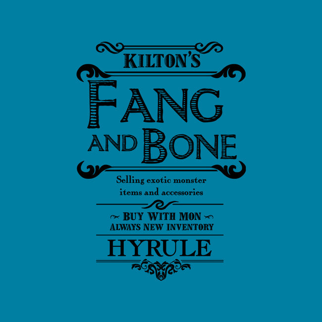 Kilton's Fang and Bone-none glossy sticker-mattographer