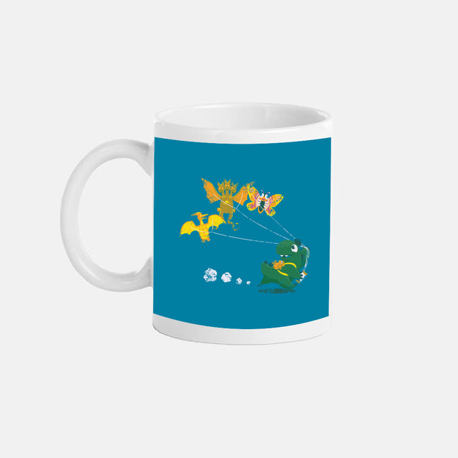 Kite Kings-none glossy mug-RickThompson