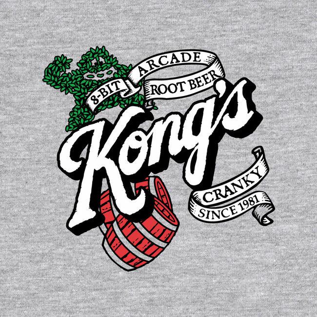 Kong's Root Beer-none stretched canvas-Stank