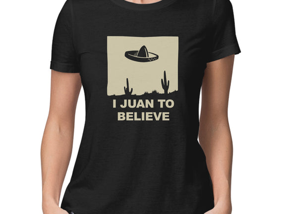 I Juan To Believe