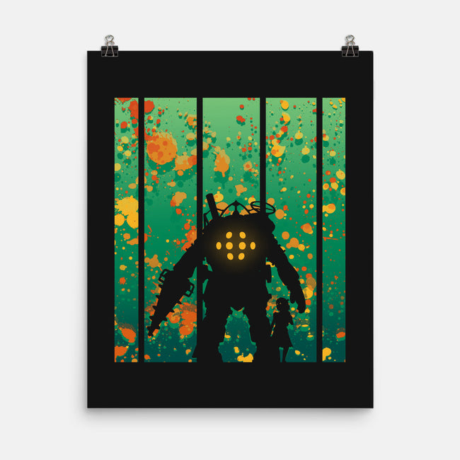 I'll Protect You-none matte poster-Coconut_Design