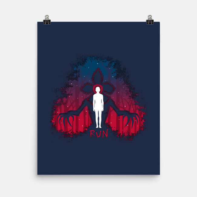 I'm The Monster-none matte poster-paulagarcia