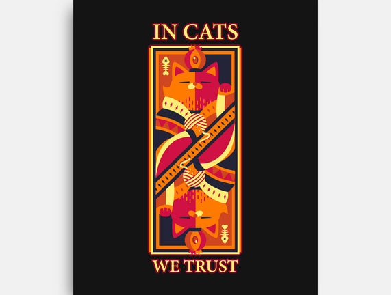 In Cats We Trust