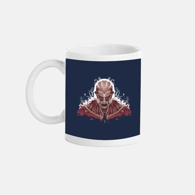 Ink on Titan-none glossy mug-2mzdesign