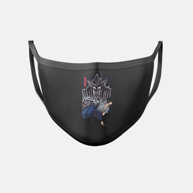 Inner Hate-unisex basic face mask-fanfreak1
