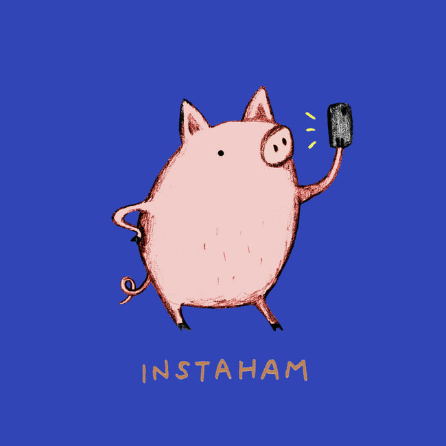 Instaham-none stretched canvas-SophieCorrigan