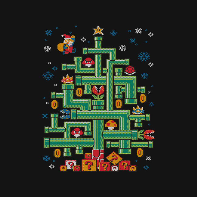 It's a Tree, Mario!-none glossy mug-DJKopet