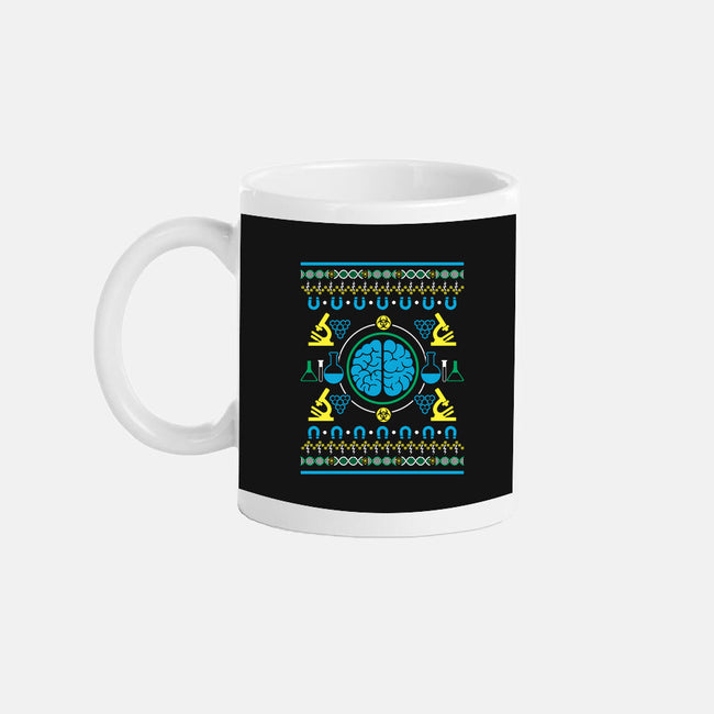 It's Beginning to Look a Lot Like Science-none glossy mug-neverbluetshirts