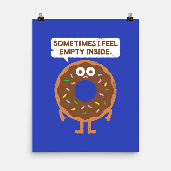 It's Not All Rainbow Sprinkles-none matte poster-David Olenick