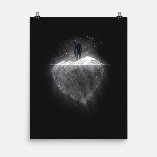 Heart Of Ice-none matte poster-markomanev