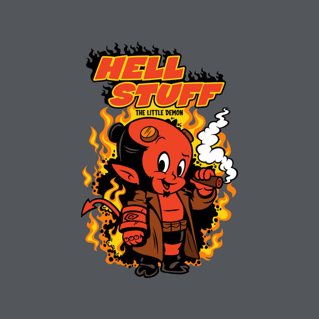 Hell Stuff-none matte poster-harebrained